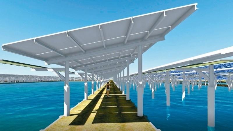 漁電共生半年無進展 台鹽綠能:台南400億投資恐泡湯
