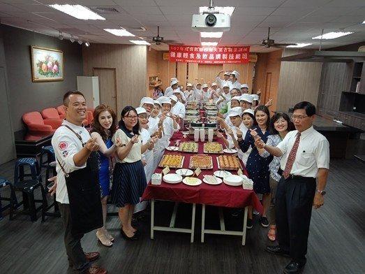 台南市為失業者開烘焙訓練班 中華醫大即日起受理報名