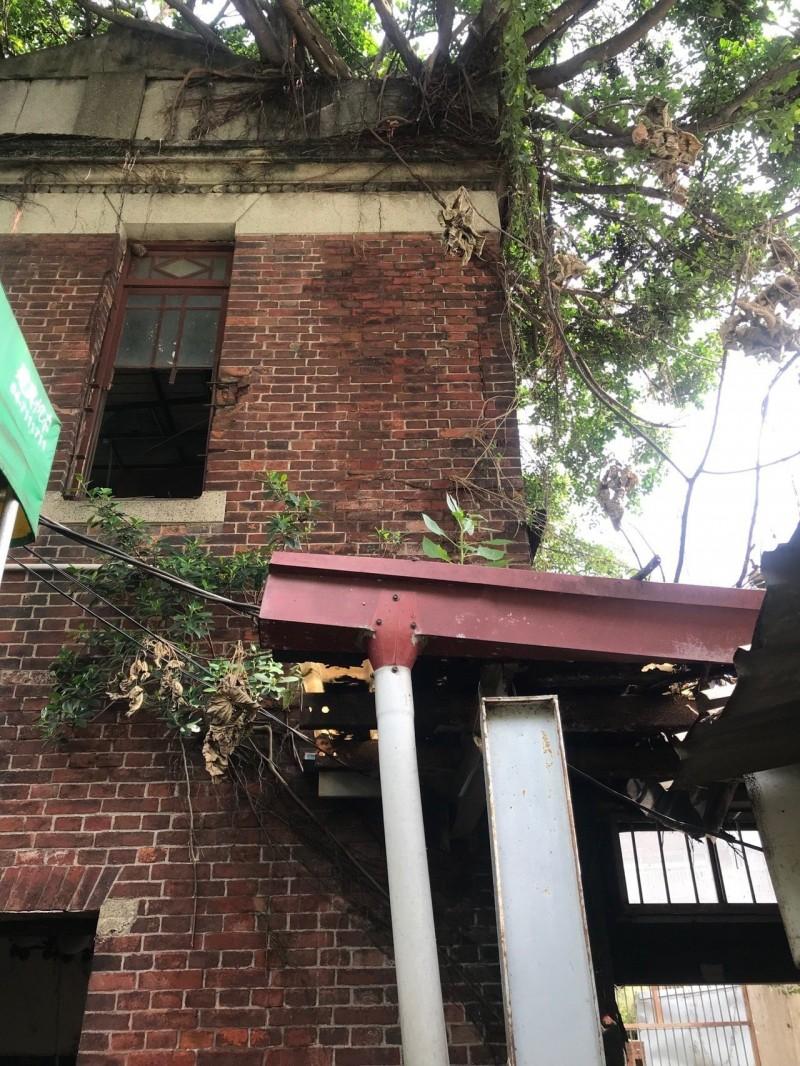 搶救古建築 新町花街、「杜氏古宅」未過關
