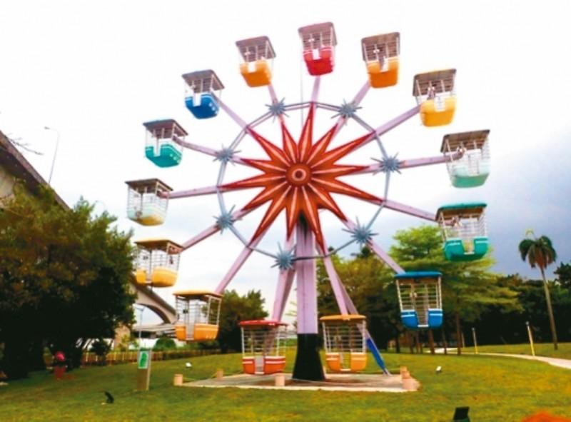 舊兒童樂園今開放 2遊具僅供拍照