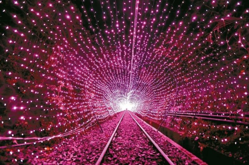 深澳鐵道自行車 7月起開放夜間營運