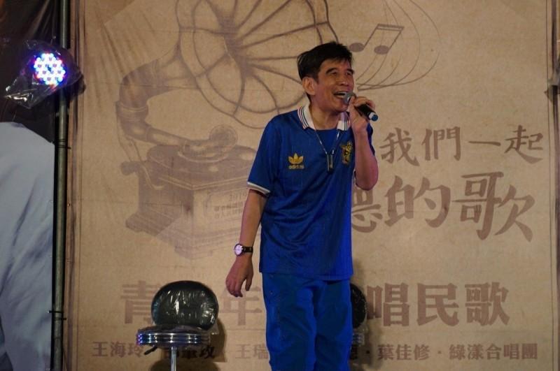 5位知名民歌手 周六晚台東開唱憶當年