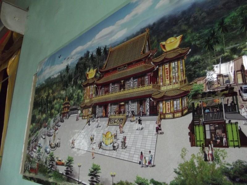 寺廟賣掉換人經營? 中埔聖濟宮強調是轉換管理權