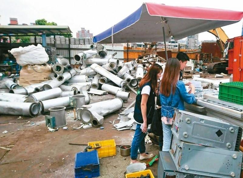 RCA場址堆廢棄物 環保局限1周內清除