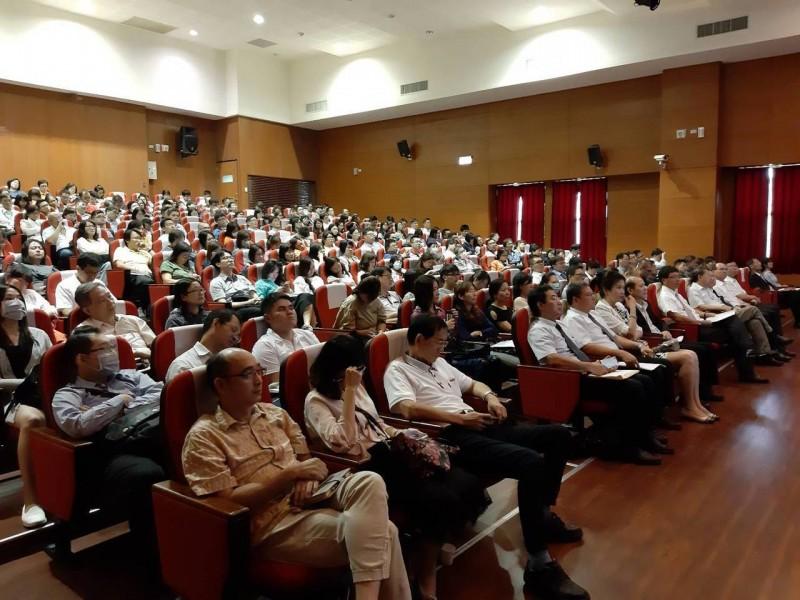 竹科管理局辦政府與企業交流座談會 凝聚反貪腐共識