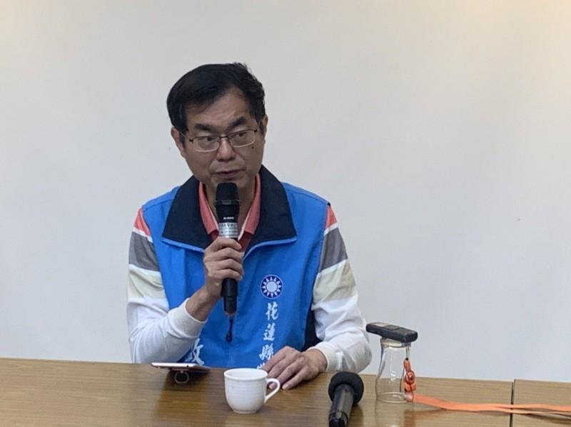 國民黨內立委初選勝出 黃啟嘉:獲提名當然會選到底