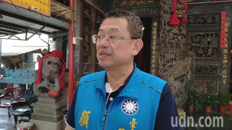 國民黨台南立委初選顏東義退出 黨部強硬回應