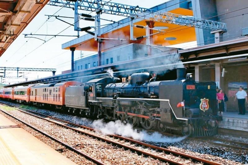 台鐵「SL仲夏寶島號」周末再現花東 日迷來台追火車