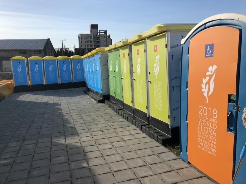 全國環境清潔考核及優質公廁評比 中市雙獲特優
