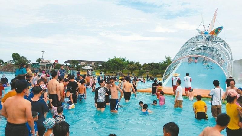 宜蘭童玩節今開幕…試玩超嗨 水上秀震撼