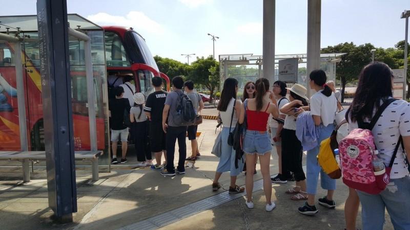 台灣好行-獅山線 暑期間推電子票半價優惠