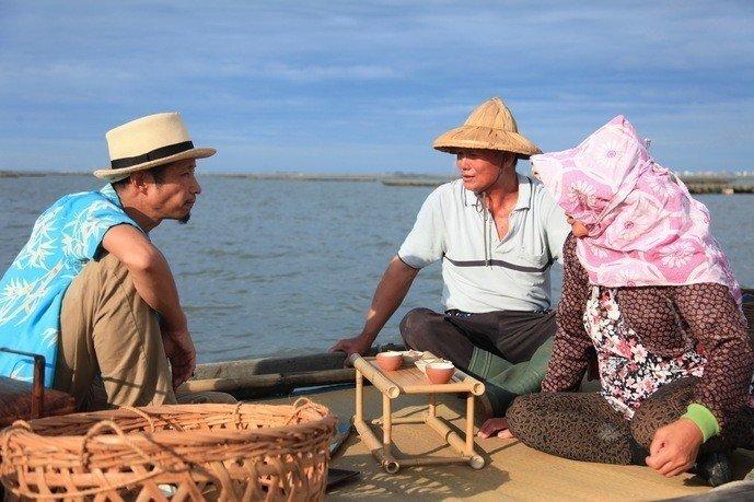 農村旅遊獲好評 雲林二休閒農業區獲獎明接受表揚