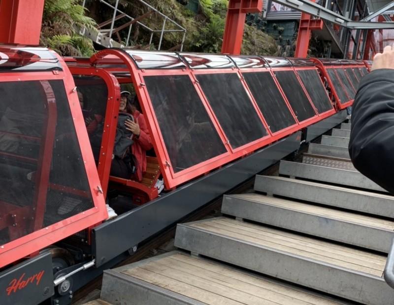 竹山天梯沒人潮? 將仿澳洲藍山公園設地面纜車