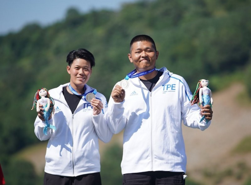 嘉市射擊選手獲得金牌 市長黃敏惠臉書表揚