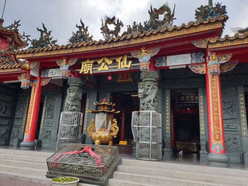 居高臨下觀茶山 百年南山寺背後還有這傳奇故事