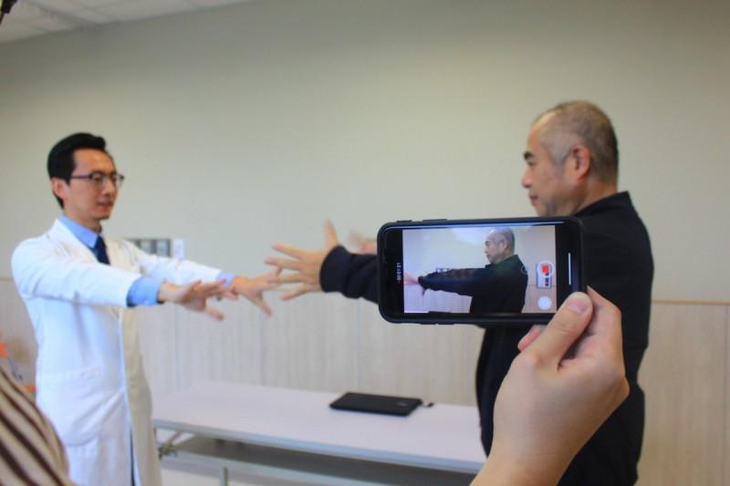 中醫大新竹附醫與清大合作 用AI影像診斷帕金森氏症