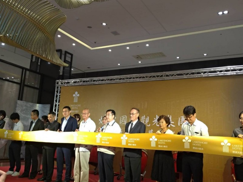 煙波大飯店台南館今開幕 9月起試營運