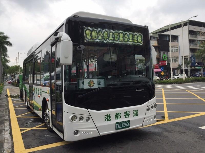 高市電動公車冠全國 韓國瑜:2030市區公車全面電動化