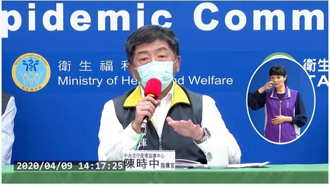 回應WHO譚德塞指責、陳時中:與其有時間罵台灣,不如花一點時間向台灣學習