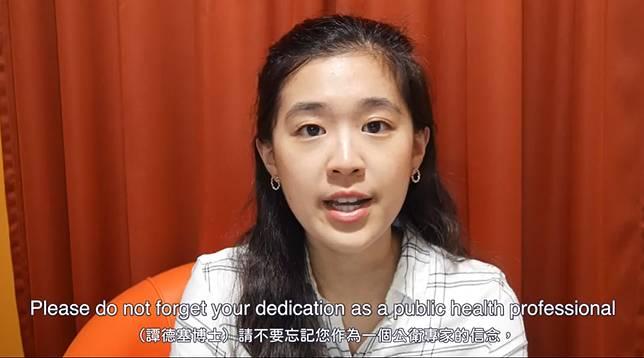 (影)譚德塞怨懟台人 台灣女孩「高級酸」致公開信籲道歉