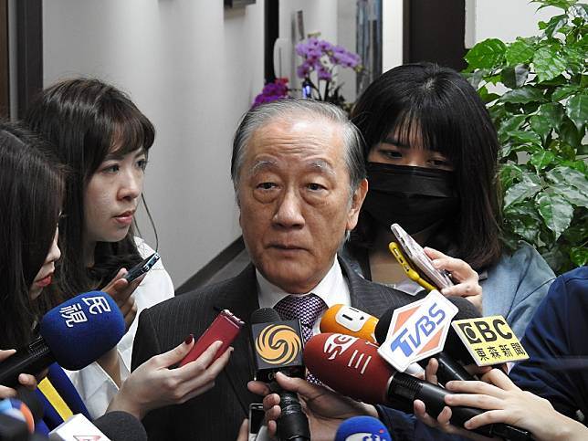 郁慕明:民進黨不該放任攻擊譚德塞 中國防疫成就是事實