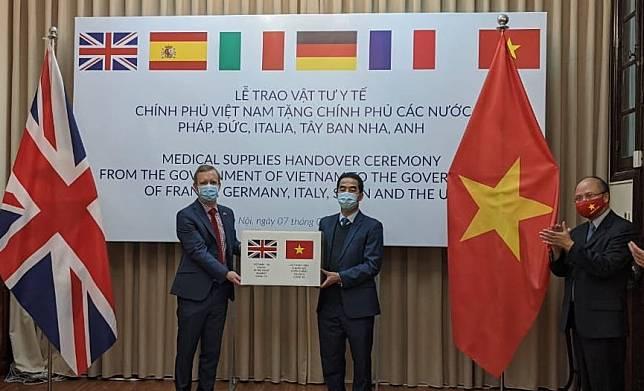 中越再開戰 越南口罩外援歐洲 與台灣一同痛擊中國霸權