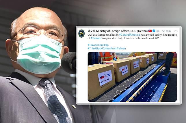 無恥無極限! 台灣捐千萬片口罩「中國又搶收割!」 蘇揆拋問「被這樣統一的下場?」