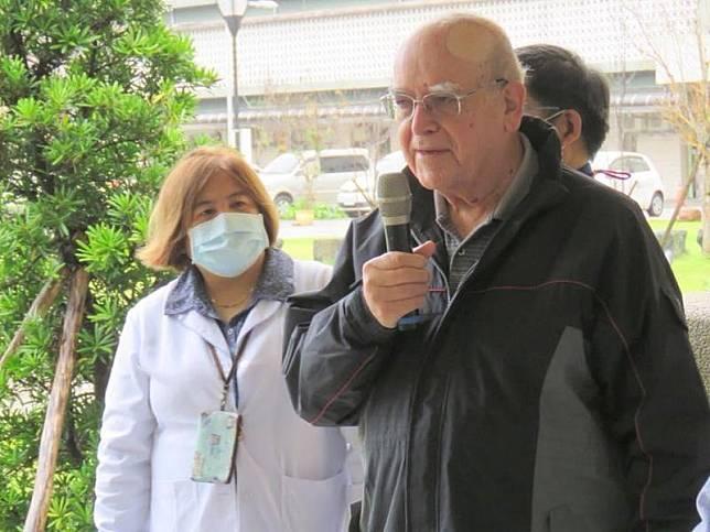 台灣最美風景!呂若瑟神父募款6天破億 義媒盛讚台人援助