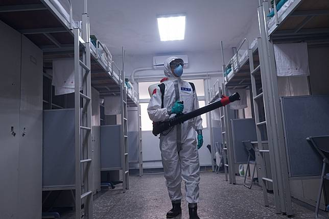 新冠肺炎確診學生返校1小時 國防大學:交叉感染風險低