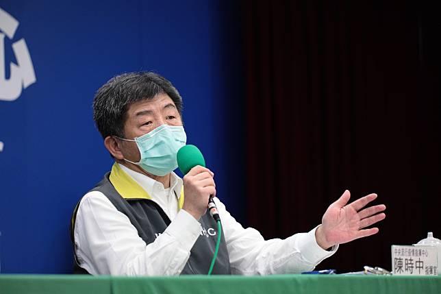 武漢肺炎》再次喊話疫調要誠實以對!陳時中:政府會保護你們