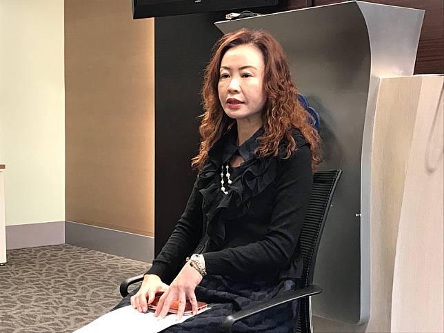 海基會前發言人管安露病逝 享年50歲