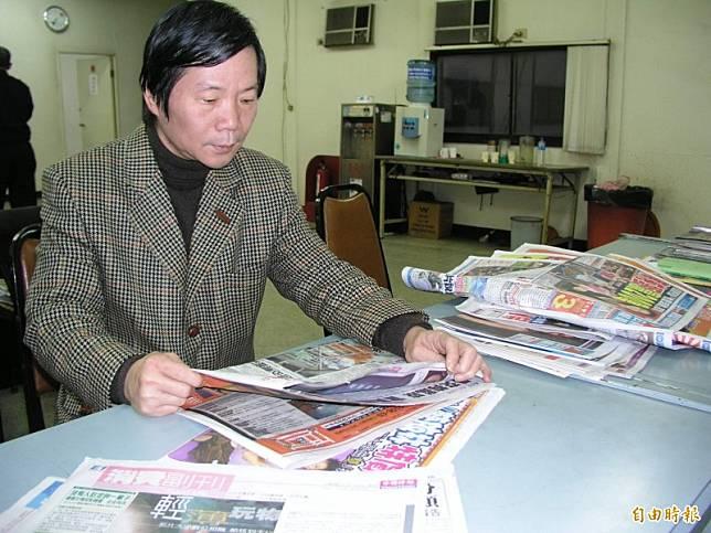 曾是政壇當紅炸子雞 前省議會議長劉炳偉病逝