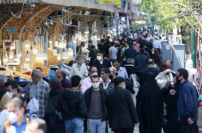 誤信喝甲醇抗病毒 至少5千伊朗人中毒逾7百亡