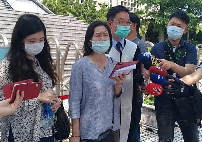 男子殺牙醫二審判無期徒刑 遺孀:不能接受