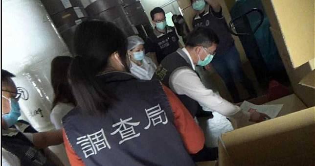 台南「國家隊」偷賣黑心口罩 110萬片海撈1000萬!
