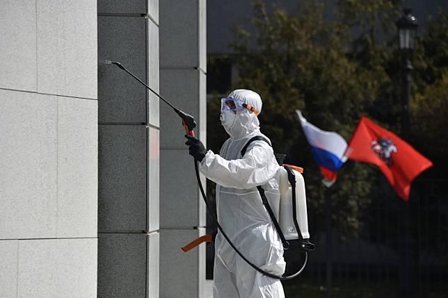 總理染疫自我隔離 俄羅斯再添兩高官確診