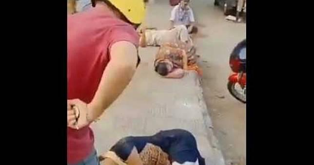 LG印度化工廠有毒氣體外洩!至少9死5000傷 遍地都是昏迷民眾