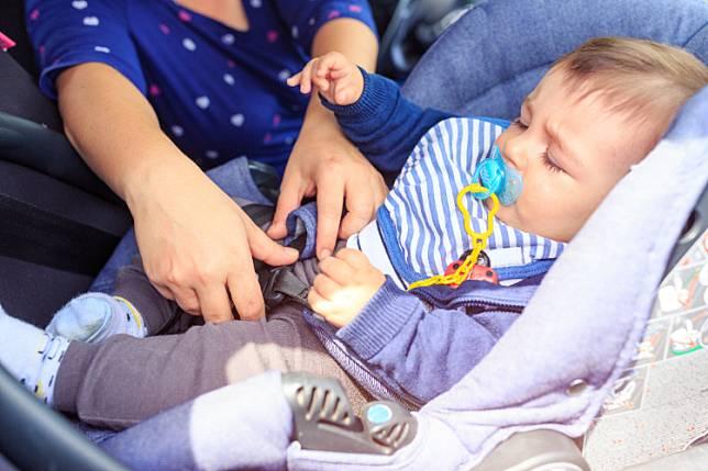 兒童安全座椅降7成死亡率! 4使用小常識你對了嗎?