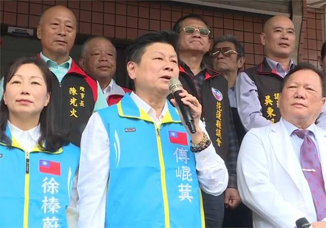 快新聞/傅崐萁入獄但未被褫奪公權! 內政部:帶立委職入監薪水照領