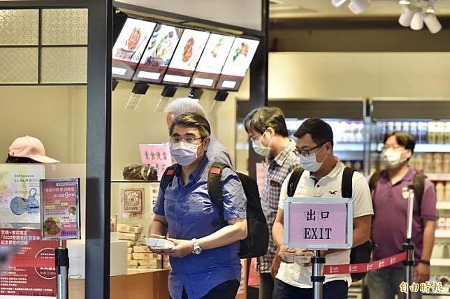 好消息!雙鐵預計6/1開放飲食 8月不強制戴口罩