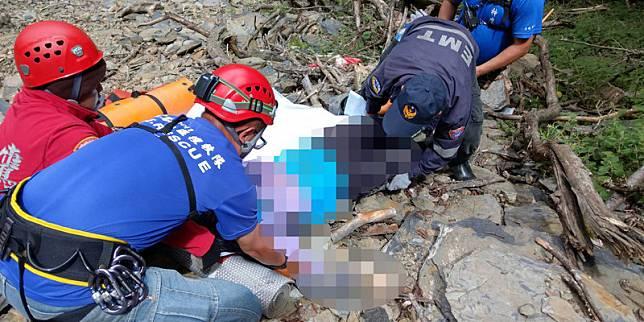 台北大學登山隊攀畢祿山 女大生墜谷逾60公尺亡