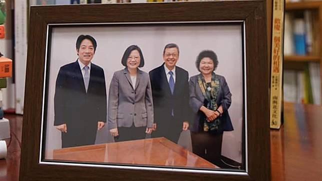 520前夕!總統府秘書長陳菊臉書宣布請辭