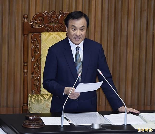 總統府公布新人事 蘇嘉全任秘書長、谷辣斯轉任府發言人