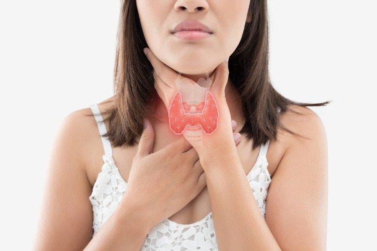 甲狀腺結節好發女性:5%藏有癌細胞 留意身體6警訊
