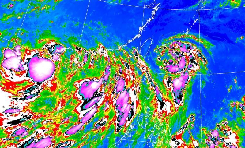哈格比進逼發海警!全台連2天防強風豪雨 各地「暴風圈侵襲機率」出爐