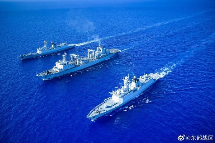 一旦武統「首戰即終戰」!央視:明天在台灣島上空演習沒有不可能
