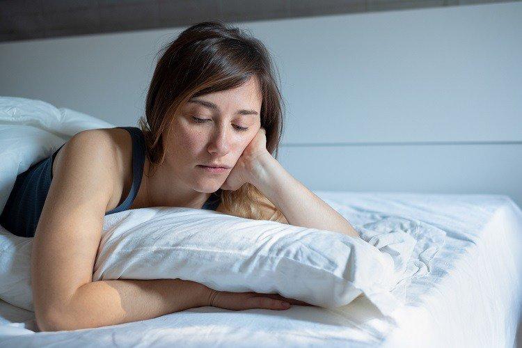 每5個人就有1人會失眠! 4常見原因你是哪一種