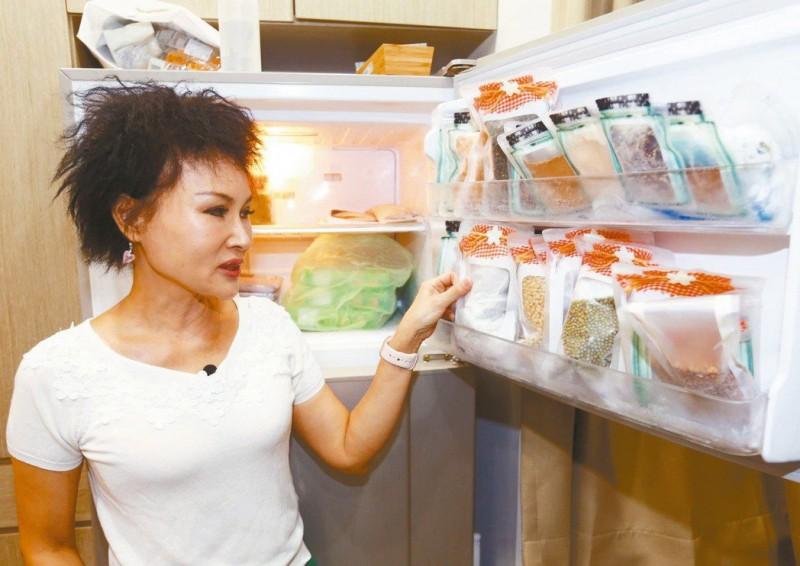 冰箱沒殺菌作用,只能裝七成滿 譚敦慈:冰箱收納記得這些要訣