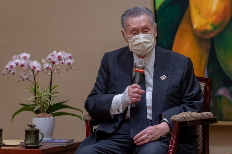 83歲森喜朗抱病飛台悼李登輝 台大醫揭右手紗布下的玄機