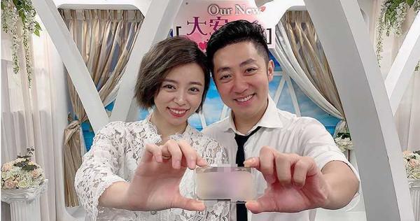 新婚不到一個月…王瞳曬「帶老公見前男友」合照 艾成表情洩心情!